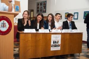Dezbatere electorala.candidatii la functia de vicepresedinte