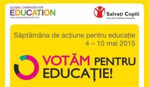 Campanie educatie