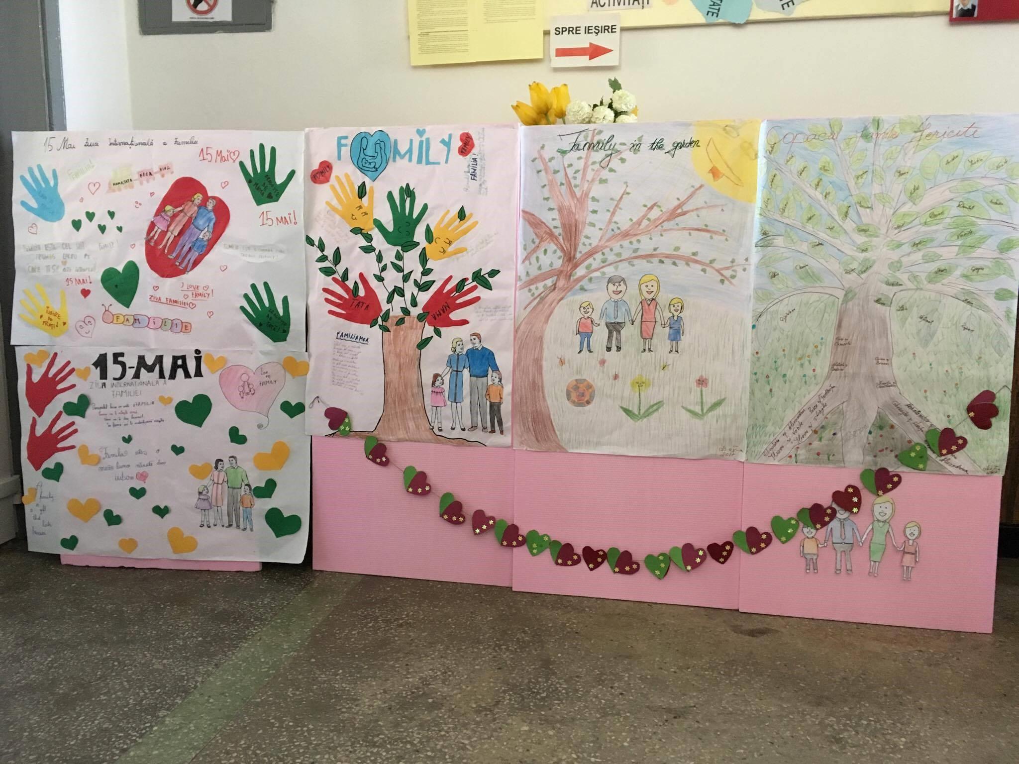 Proiect scoala familie comunitate