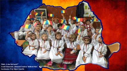 Sc. Dolhesti -Concursul judetean Romania Unita